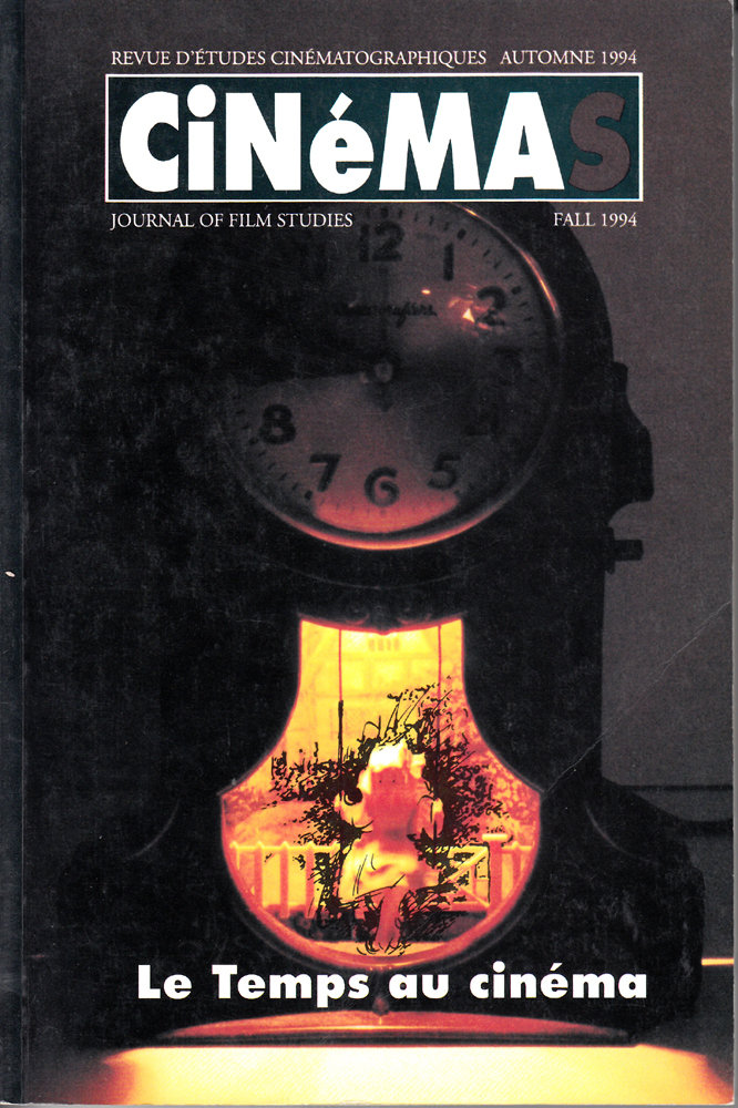 Cinéma, Le temps au cinéma
