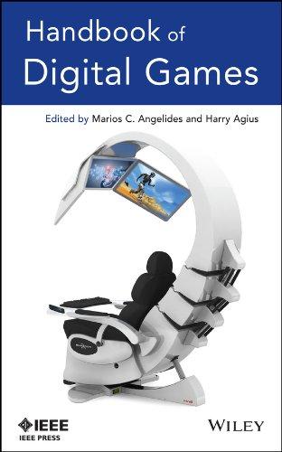 The Handbook of Digital Games