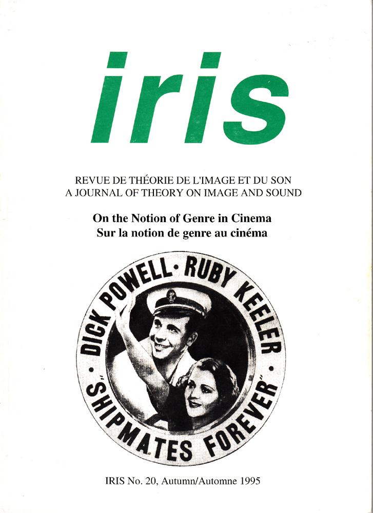 Iris, La notion de genre au cinéma