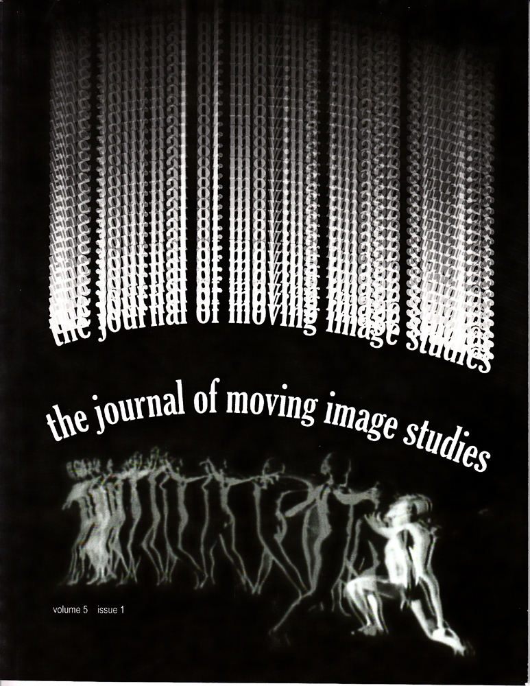 Journal of Moving Image Studies