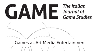 G|A|M|E: The Italian Journal of Game Studies, Re-Framing Video Games in the Light of Cinema