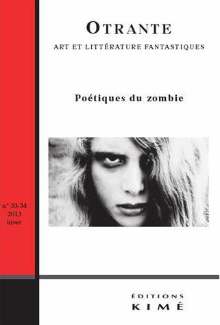 Poétique du zombie